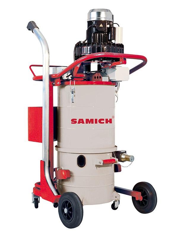 industrial dust extractor samich dustnator  asc