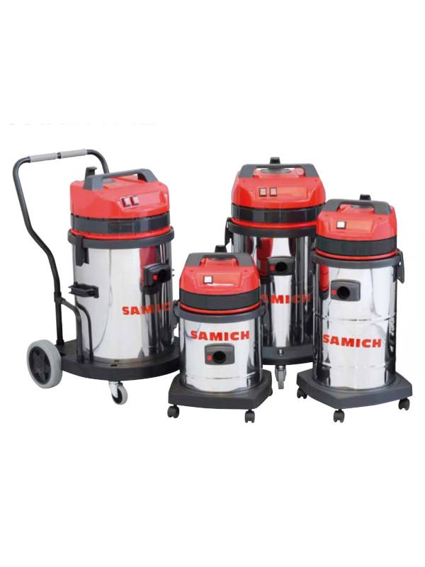 industrial dust extractor samich panda mec inox