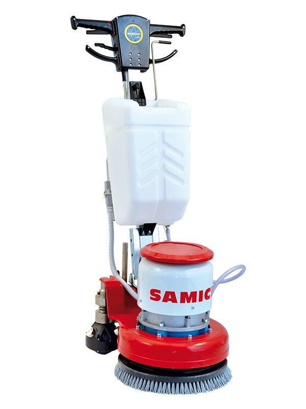 professional floor grinding machine samich legend  vs basic