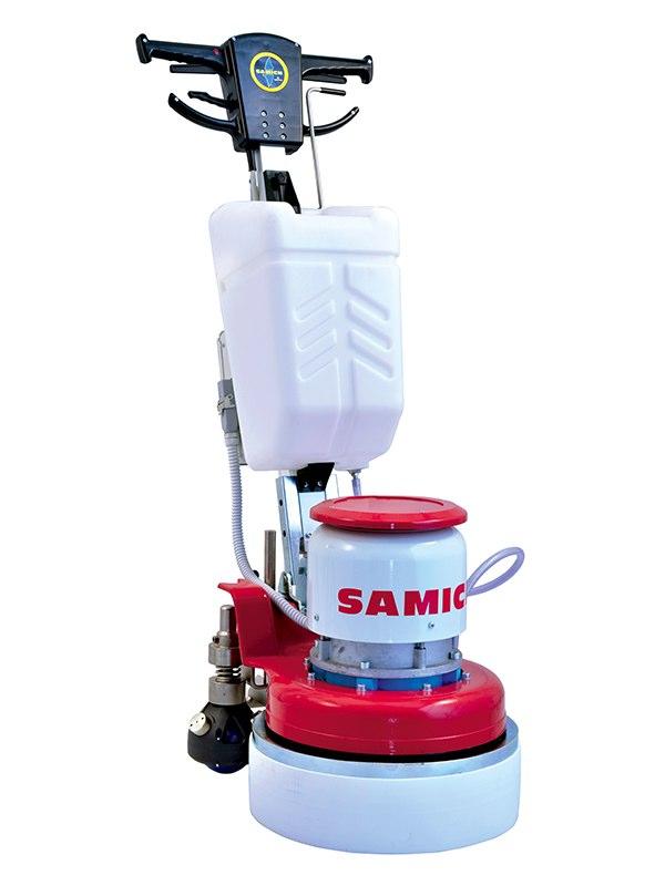 professional floor grinding machine samich legend  vs