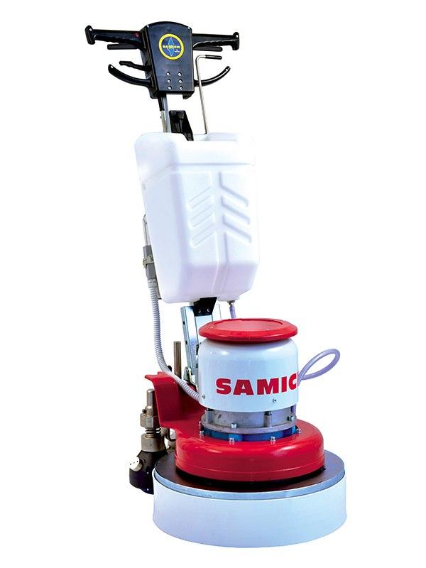 professional floor grinding machine samich legend  t vs