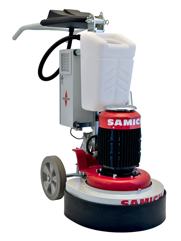 professional floor grinding machine samich legend adv vs
