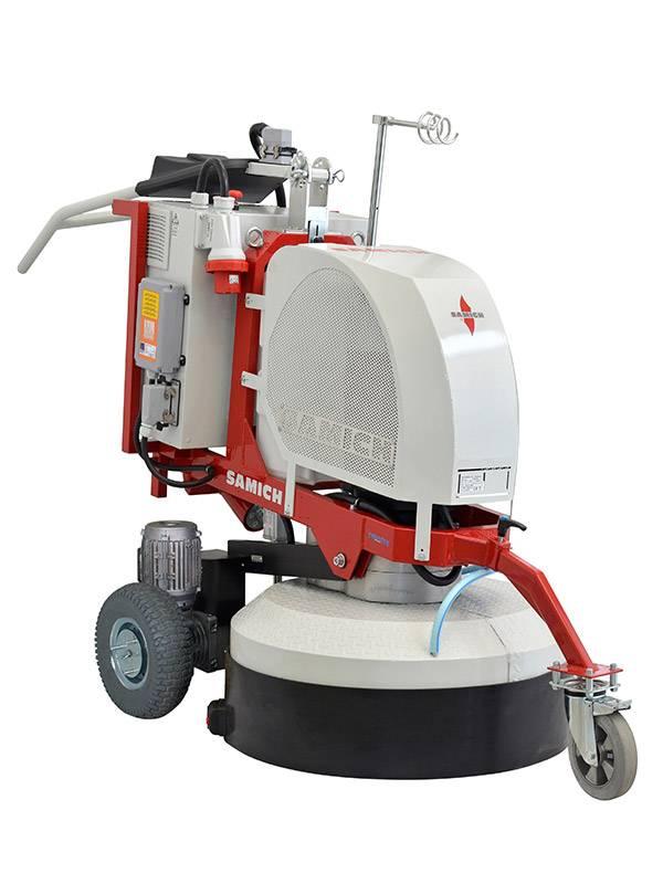 professional floor grinding machine samich legend  at