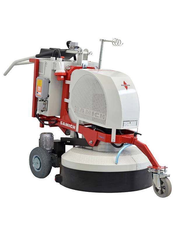 professional floor grinding machine samich legend  sx