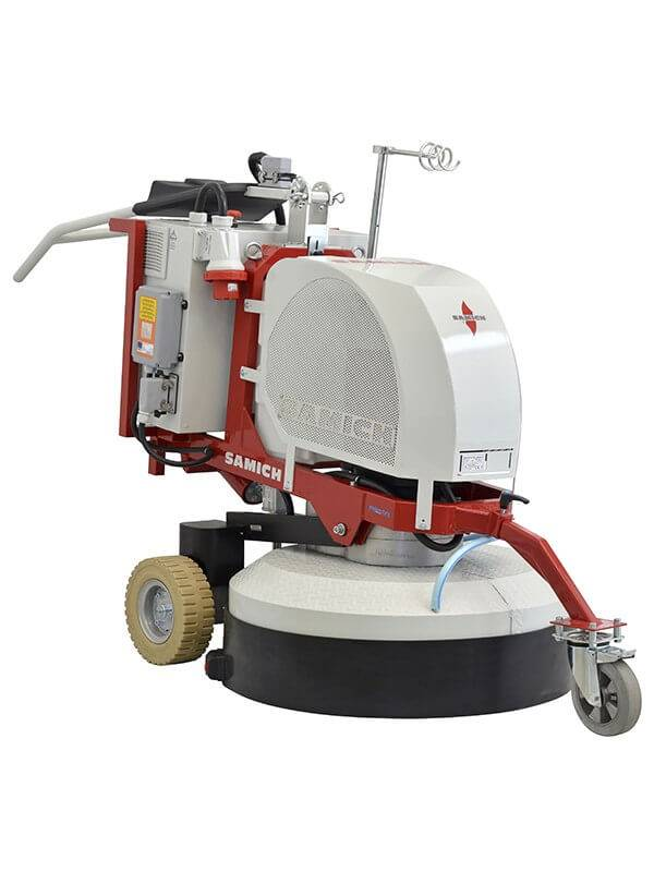 professional floor grinding machine samich legend