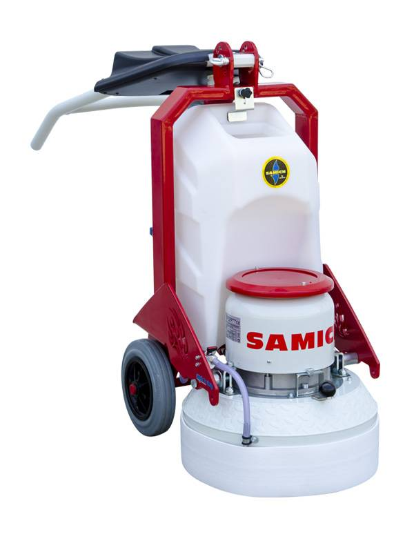 professional floor grinding machine samich mito