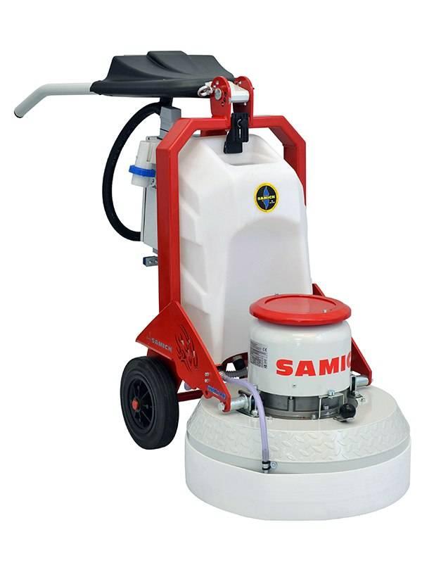 professional floor grinding machine samich mito  t vs