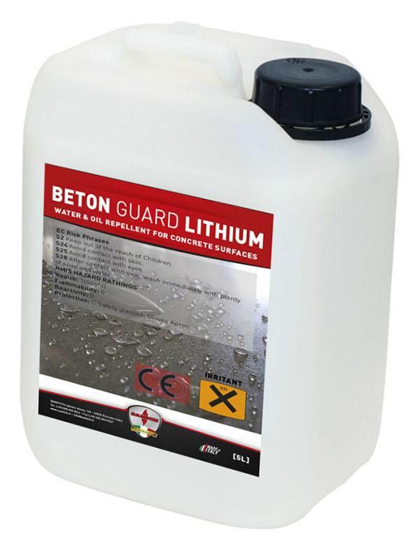 beton guard lithium