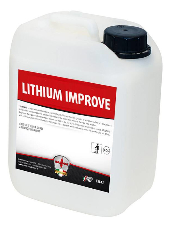 lithium improve