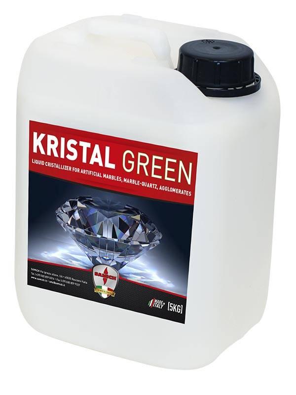 samich kristal green