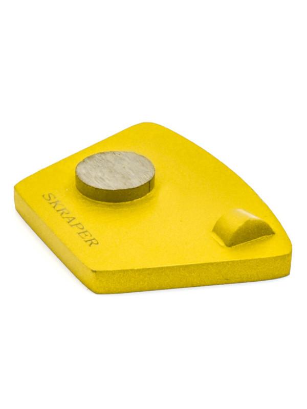 skraper pcd quick lock