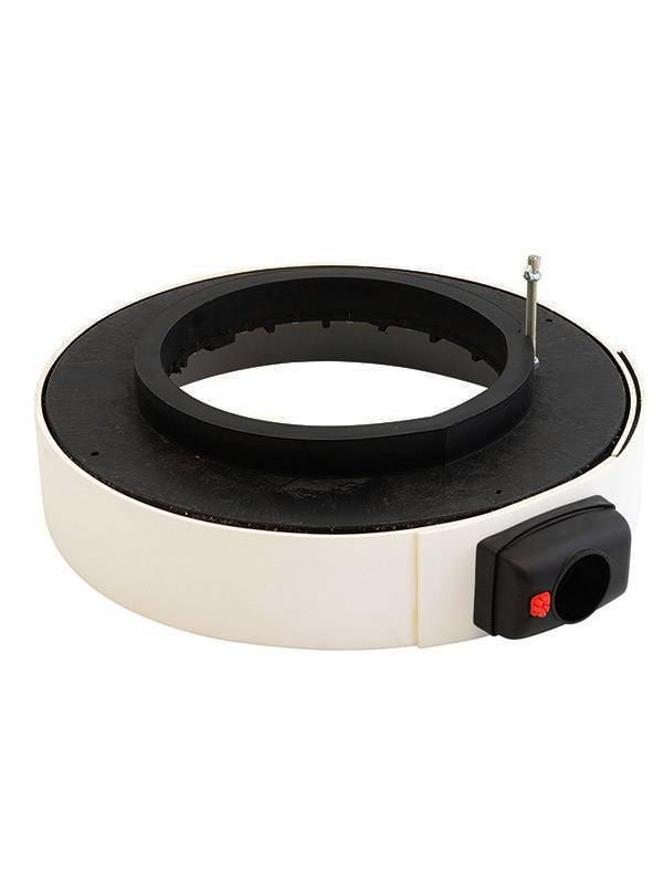 samich Vacuum hood for Pad Holder
