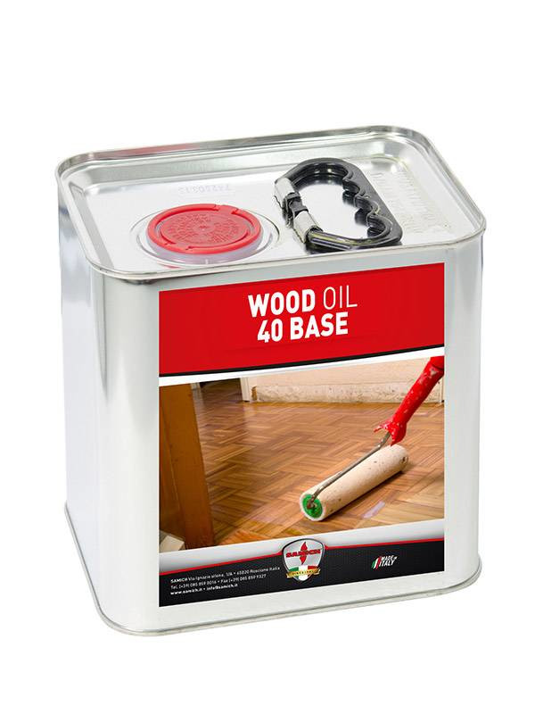 special products chemicals wood oil  base