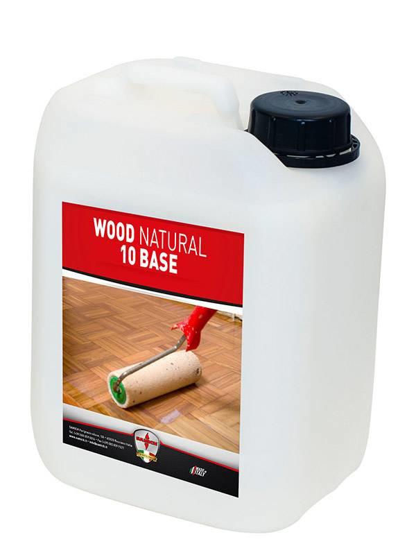 wood natural  base