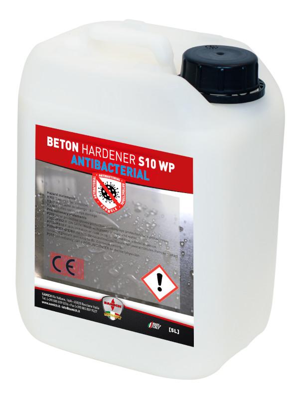 Beton Hardener S WP Antibacterial