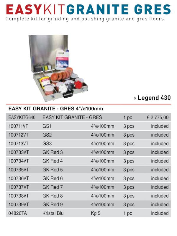 Easy Kit Granite Gres