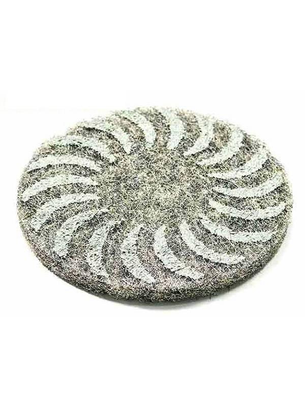 Spiral Floor Pads